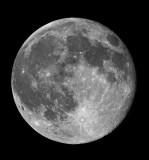 Super moon 13 July 2014
