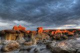 Trip to Bisti and Chaco