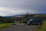 At Sugarite Canyon SP New Mexico.