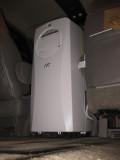New heat pump/AC