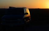 Sunrise at Seminole Canyon