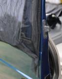 DIY magnetic window screens.