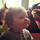 My neice, Scarlet-Is she the cutest!!