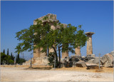 Ancient Corinth, Apollon's temple #02