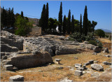 Ancient Corinth, theater #01