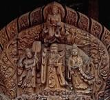 Chinese divinities