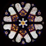Inspired by a rose window