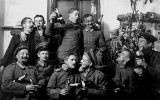 German airmen at Christmas