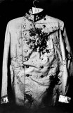 June 1914 - Blood-stained uniform of Archduke Franz Ferdinand