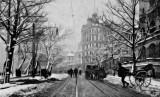 The Bund in winter