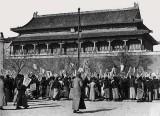 1919 - Demonstration in Tiananmen Square