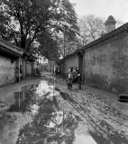Early 1900's - Rickshaw ride