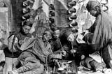 1800's - Opium smokers