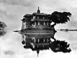 c. 1870 - Temple on the Min River