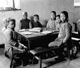 c. 1918 - In school