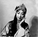 1920's - Chinese opera star Mei Lanfang in costume