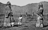 c. 1870 - Ming Tombs in Nanjing