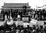 1922 - Political rally