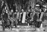 1870 - Monks from Chaiyaphym Province
