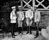 1905 - Royal generals of the army