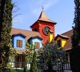 Clock tower at Mimosa