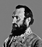 Confederate General Stonewall Jackson