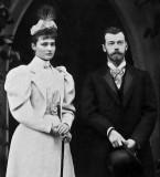 April 1894 - Tsarevich Nicholas engaged to Princess Alix of Hesse