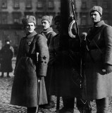 1919 - Graduates of the Red Army officer training school