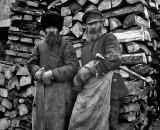 c. 1890 - Woodsmen
