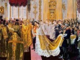 26 November 1894 - Nicholas and Alexandra are married
