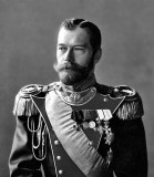 October 1896 - Nicholas, at 26, is now tsar