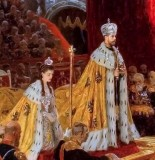 14 May 1896 - Coronation of Nicholas and Alexandra