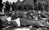 May 1896 - Victims of the stampede