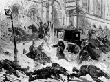 1881 - Assassination of Tsar Alexander II