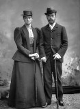 1894 - Nicholas and Alix of Hesse engaged
