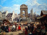 Painted Paris 1414-1871