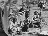 1873 - Navajo family