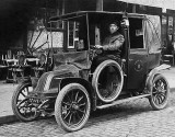 September 1914 - One of the taxis that saved Paris