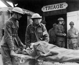 17 July 1918 - Triage station