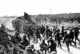 March 1917 - British advance on Bapaume