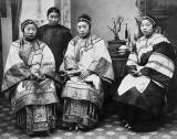 c. 1880 - Upper class women