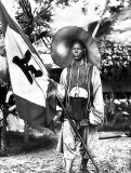 1885 - Soldier in the Black Flag Army