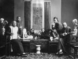 1880 - Opium den