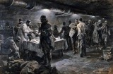 A French underground hospital at Verdun