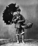 1870's - Fruit vendor