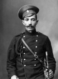 Russian Imperial Army Officer