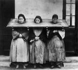 c. 1880 - Women accused of witchcraft