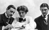 1904 - John, Ethel, and Lionel Barrymore