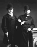 Iosif + Pyotr Ilyich
