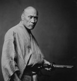 c. 1864 - Old samurai
